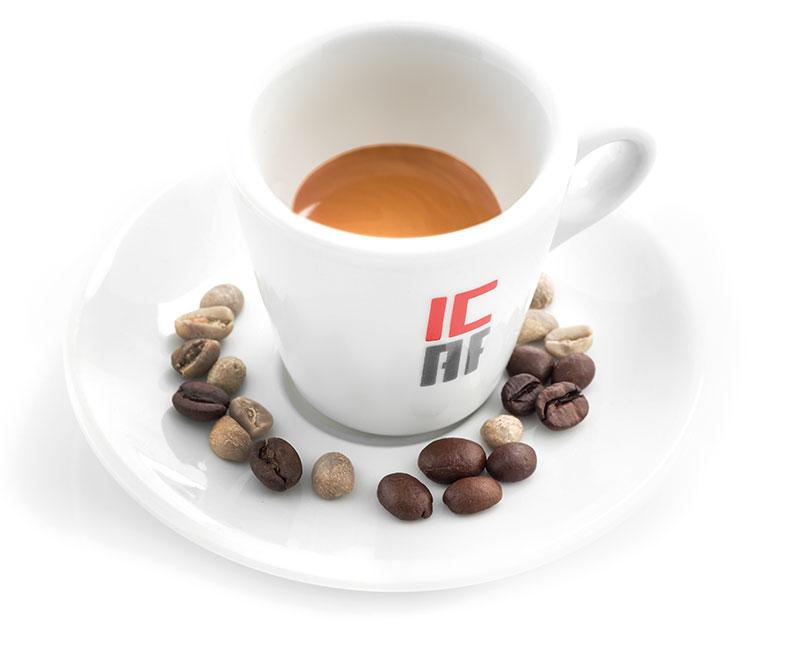 tazzina caffe icaf