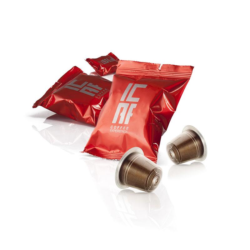 icaf capsule intenso caffè