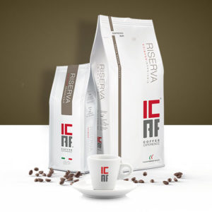 Specialty coffee riserva 12 grani ICAF 100% arabica