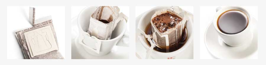 drip coffee caffè filtro icaf