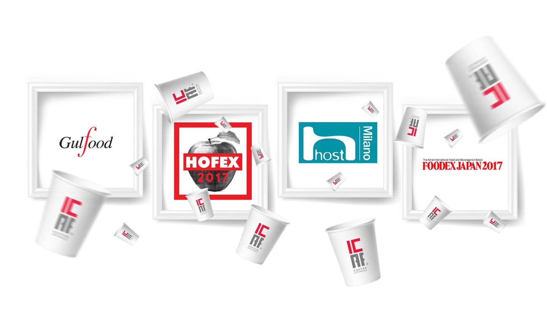 Hofex, Foodex, Host, Gulfood